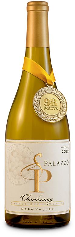 2018 Chardonnay Master Blend